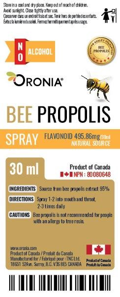 piniks.com, [Oronia] Bee Propolis Spray
